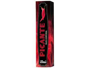 Lubrificante hot Picante Spray 15 ml - Garji