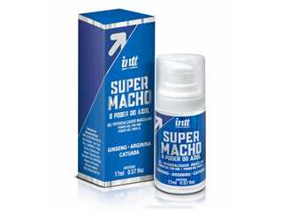 Excitante / vasodilatador Super Macho 17 ml - Intt