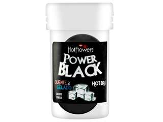 Bolinha hot boll Power Black (com 2 unidades) - Hot Flowers